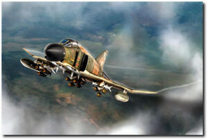 Loaded For Bear by Peter Chilelli Aviation Art Print $695.00