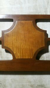 Piano Music Rack Replacement Part  Walnut