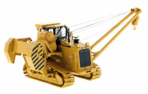 Caterpillar 587T Diecast Pipelayer Construction Model 150 CAT Vehicle Toy 85272
