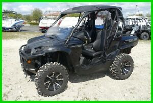 2018 Can-Am Commander LIMITED 1000R Used