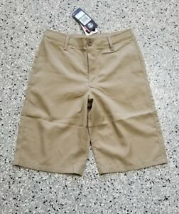 New Under Armour Golf Youth Boy's Pockets Adjustable Waist Shorts Pants X-Large