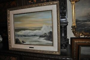 Spectacular Seascape Painting $1200.00