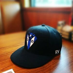 Snapback Flat Cap Puerto Rico bandera color  blue version Superman GORRAS RV