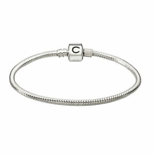 SALE 30% OFF Genuine CHAMILIA 925 Silver BRACELET for CHARM Bead RRP £55 M