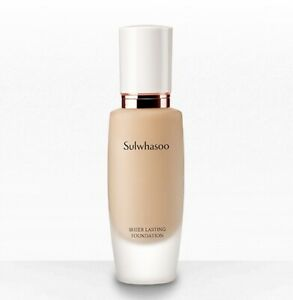 Sulwhasoo Sheer Lasting Foundation 30ml SPF25 PA++ Korea Skincare Cosmetic
