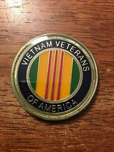 New Military Collector Coin  - Welcome Home Vietnam Veterans Item