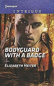 Bodyguard with a Badge (The Lawmen: Bullets and Br