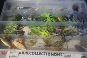 Fishing Lures Bass Trout Lot