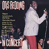 OTIS REDDING In Concert (CD, Sep-1999, Fantasy) Stax Volt Records Brand NEW