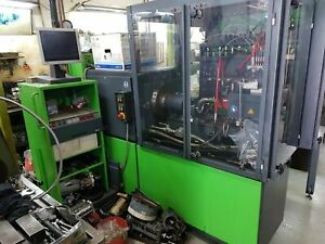 BOSCH EPS815 Test Bench with Common Rail Injector and Pump Kit 2500bar Kit