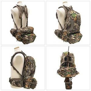 Hunting Backpack Bow Deer Game Hunting Archery Back Pack Camping Fishing Daypack