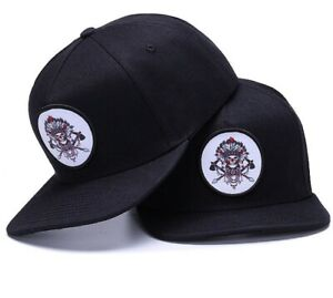 INDIANS Gorras Planas Sports Hats Women Snapback Men Casual Fitted Hip Hop