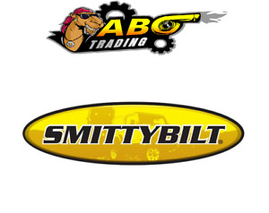 Smittybilt For POWER LEAD CABLE (BLACK/ RED) - 97204-42B