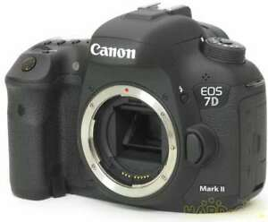 Canon Eso 7D Mark Ii 18-135 mm Lens Kit Digital Single-Lens Reflex Camera