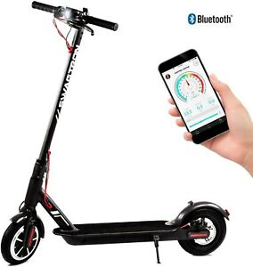 Swagtron Swagger 5 City Commuter Foldable Electric Scooter High Speed For Adult