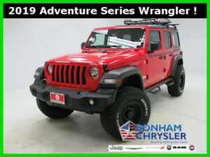 2019 Jeep Wrangler Unlimited Sport S 2019 Unlimited Sport S New Turbo 2L I4 16V Automatic 4WD SUV