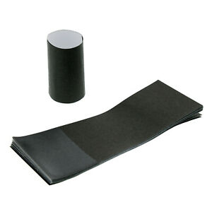 Black Napkin  Bands with Self-Sealing Glue - Paper Construction Case of 20000