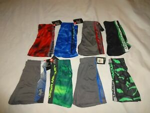 NEW Toddler Boys Under Armour Shorts size 2T Choose Color!