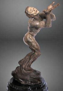1 2 Life Richard MacDonald Bronze Sculptures BUTTERFLY 15 90 Comes With Stand $40000.00