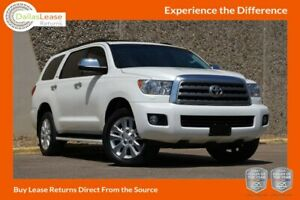 2017 Sequoia Platinum 2017 DealerRater Texas Used Car Dealer of the Year! Come See Why!