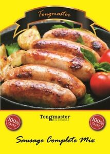 Italian Chicken Sausage Complete Mix - 250g (2.5kg Batch)