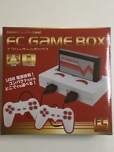 FC Game Box Console Boxed Set For Play Famicom games Japan Unopened