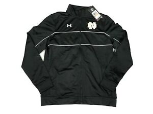 Under Womens Armour Small Notre Dame Fighting Irish Rival Knit Warm Up Jacket $29.88