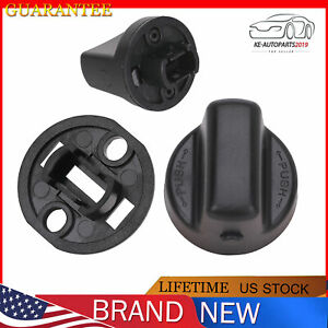 Ignition Key Push set Turn Knob Fits Mazda Speed 6 CX 7 2006 14 D461 66 141A 02 $9.56
