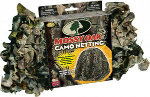 Mossy Oak Camo Netting Kids Toy 55 x 96 Inch Outdoor Play Pretend Hunting Blind