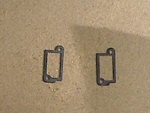 Two New Old Stock 270844 intake gaskets Briggs Stratton $5.00