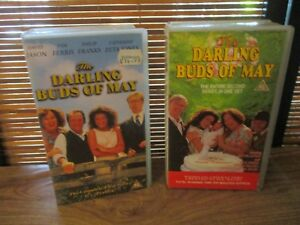 The Darling Buds of May VHS Videos Set of two Double sets Series 1 amp; 2 GBP 9.99