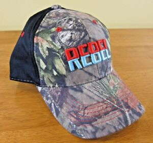 Mossy Oak Rebel Lure Fishing Trucker Hat Cap Camo New