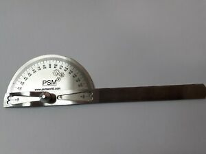 Brand New Finger Goniometer 180 degree Stainless steel orthopedics physiotherapy $13.99