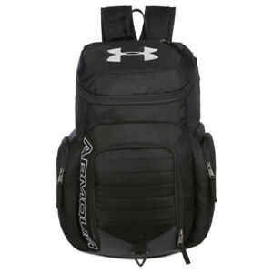 Under Armour Outdoor Sports Travel Bag Backpack Back Pack Book School Camp Bag $28.97