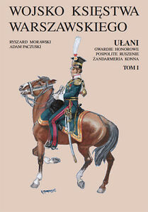 UNIFORMS OF LANCERS OF THE DUCHY OF WARSAW. 2 VOLUMES IN A SLIP CASE 189 PLATES