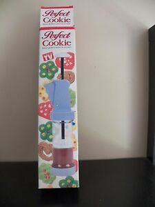 Perfect Cookie Press Pastry & Pasta Filler ~ Cake Cookie & Appetizer Decorating