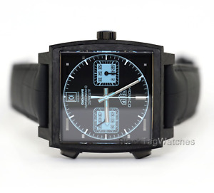 TAG Heuer Monaco Calibre 11 Bamford CAW2190.FC6437 Limited Edition Watch