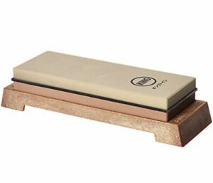 KING Japanese Whetstone combi 1000/6000 sharpening water stone KW65