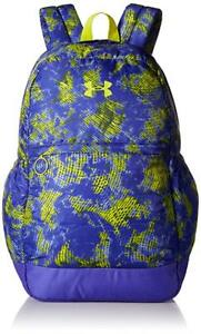 NWT NEW UNDER ARMOUR YOUTH GIRL PURPLE CAMO STORM GYM FAVORITE BACKPACK BAG $39.99