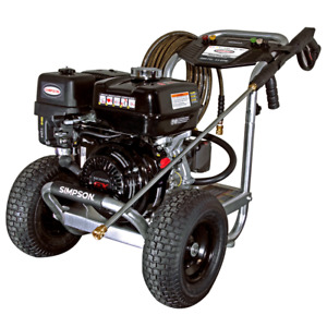 Simpson IR61026 Industrial Series 3500 PSI (Gas - Cold Water) Pressure Washer...