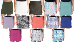 NEW! Colorado Clothing Everyday Tranquility Skirt Skort FREE SHIP! XS-XXL! $39!