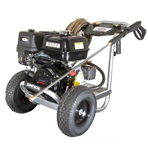 Simpson IR61028 Industrial Series 4400 PSI (Gas - Cold Water) Pressure Washer...