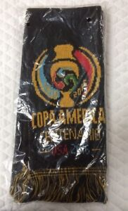 Copa America Centenario Final Match Scarf Soccer Chile vs Argentina June 26 2016