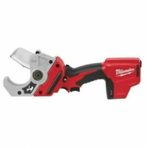Milwaukee Charge PVC Cutter PEX Cutter C12 PPC - 0 12V Tool Tools_AU