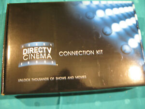 DIRECT TV CINEMA CONNECTION KIT