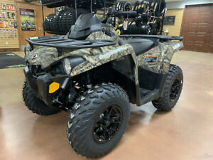 2019 Can-Am Outlander DPS 570 - Break-Up Country Camo New