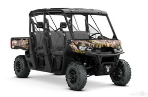 2019 Can-Am Defender MAX XT HD10 - Break-Up Country Camo New