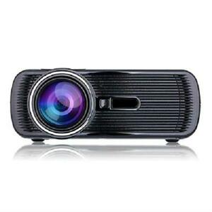 5000 Lumens Full Hd 1080P Led Lcd 3D Vga Hdmi Tv Home Theater Projector May