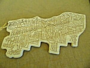 Totally Bamboo Chicago Illinois Cutting Serving Board Wood City Park