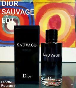 DIOR SAUVAGE EDT SPRAY 1, 2, 3, 5, 7 & 10ML AUTHENTIC